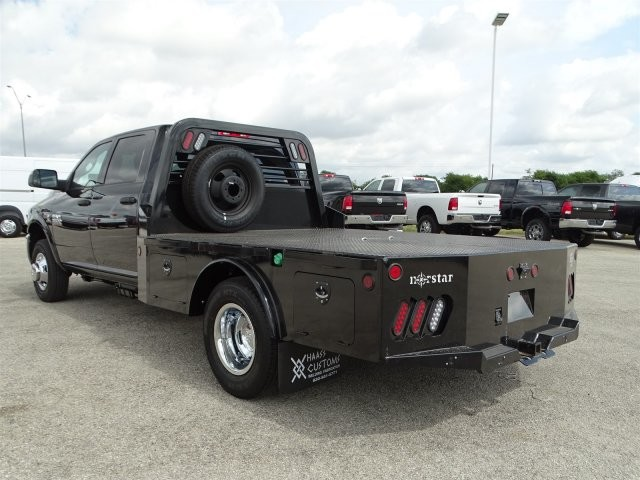 2017 Ram 3500 Crew Cab DRW 4x4, Platform Body #D15288 - photo 2
