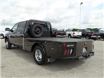 2017 Ram 3500 Crew Cab DRW 4x4, Platform Body #D15288 - photo 1