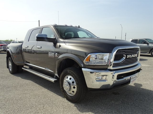 2017 Ram 3500 Mega Cab DRW 4x4, Pickup #D15336 - photo 3