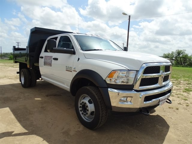 2017 Ram 5500 Crew Cab DRW 4x4, Dump Body #D15353 - photo 5