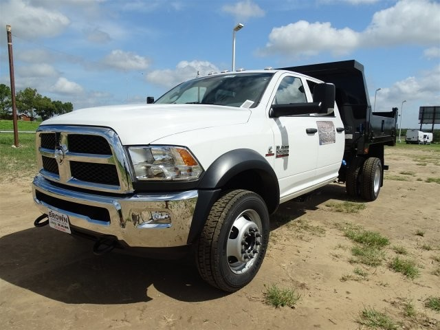 2017 Ram 5500 Crew Cab DRW 4x4, Dump Body #D15353 - photo 3