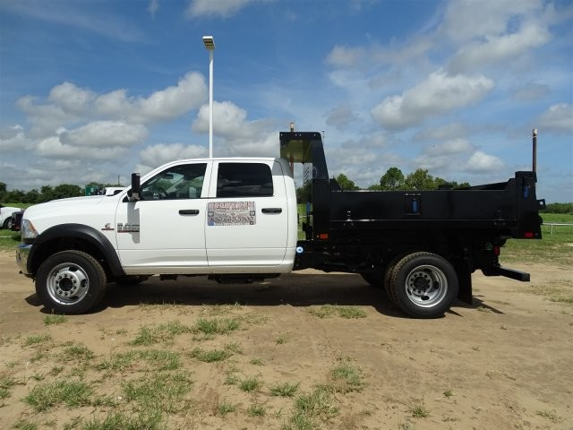 2017 Ram 5500 Crew Cab DRW 4x4, Dump Body #D15353 - photo 7