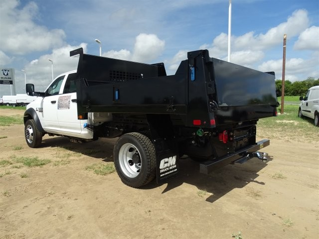 2017 Ram 5500 Crew Cab DRW 4x4, Dump Body #D15353 - photo 4