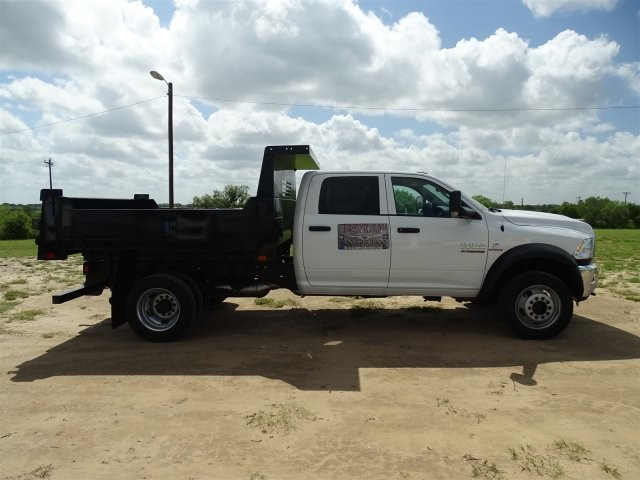 2017 Ram 5500 Crew Cab DRW 4x4, Dump Body #D15353 - photo 9