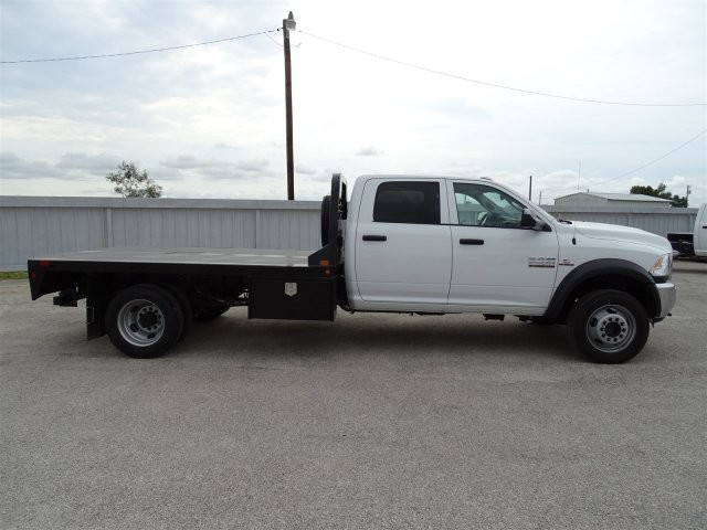 2017 Ram 5500 Crew Cab DRW 4x4, CM Truck Beds Platform Body #D15404 - photo 9