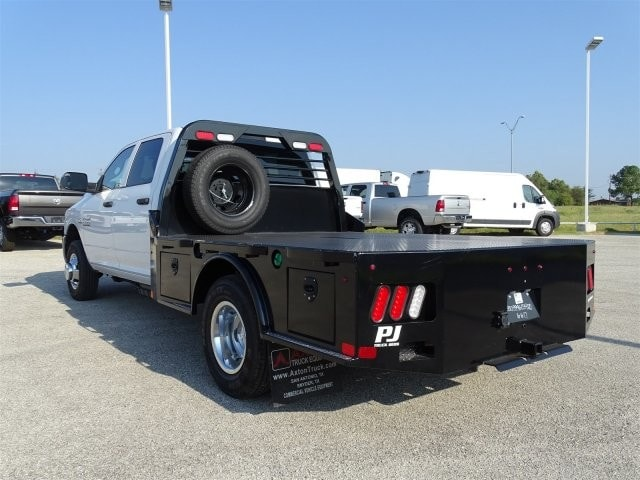 2017 Ram 3500 Crew Cab DRW 4x4, PJ Trailer Platform Body #D15425 - photo 7