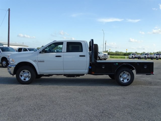 2018 Ram 3500 Crew Cab 4x4, CM Truck Beds Platform Body #D15441 - photo 6