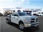 2018 Ram 3500 Crew Cab 4x4, Platform Body #D15441 - photo 1