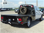 2018 Ram 3500 Crew Cab 4x4, CM Truck Beds Platform Body #D15441 - photo 1