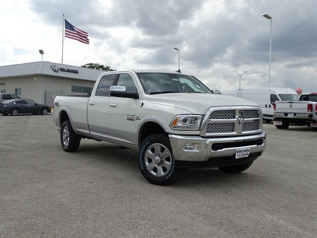 2018 Ram 2500 Crew Cab 4x4 Pickup #D15455 - photo 5
