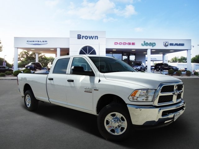 2018 Ram 3500 Crew Cab 4x4, Pickup #D15467 - photo 1