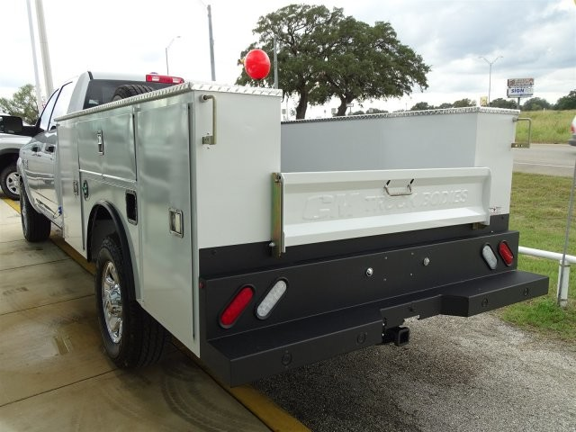 2018 Ram 3500 Crew Cab 4x4,  CM Truck Beds Service Body #D15468 - photo 4