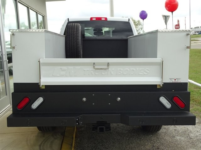 2018 Ram 3500 Crew Cab 4x4, CM Truck Beds Service Body #D15468 - photo 5
