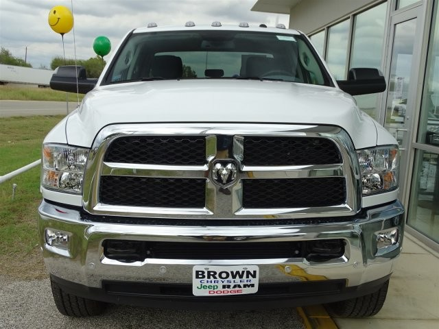 2018 Ram 3500 Crew Cab 4x4, CM Truck Beds Service Body #D15468 - photo 7