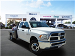 2017 Ram 3500 Crew Cab DRW 4x4, Platform Body #D15516 - photo 1