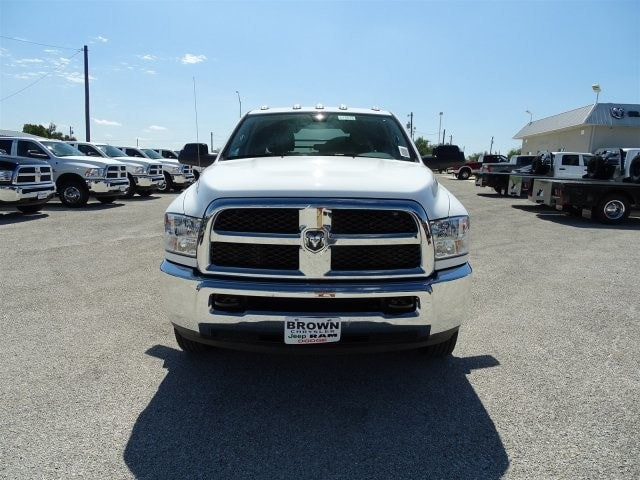 2017 Ram 3500 Crew Cab DRW 4x4, Platform Body #D15518 - photo 6