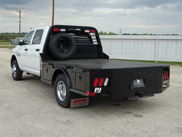 2017 Ram 3500 Crew Cab DRW 4x4, PJ Truck Beds Default PJ Truck Beds Platform Body #D15530 - photo 4