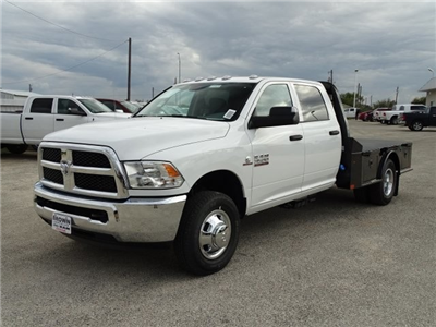 2017 Ram 3500 Crew Cab DRW 4x4, PJ Truck Beds Default PJ Truck Beds Platform Body #D15530 - photo 3