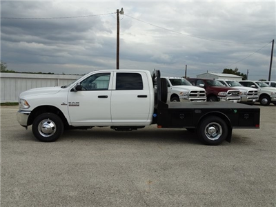 2017 Ram 3500 Crew Cab DRW 4x4, PJ Truck Beds Default PJ Truck Beds Platform Body #D15530 - photo 7