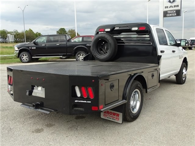 2017 Ram 3500 Crew Cab DRW 4x4, PJ Truck Beds Default PJ Truck Beds Platform Body #D15530 - photo 2