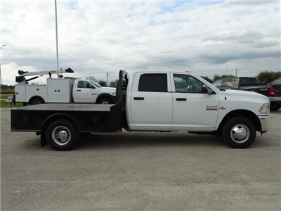 2017 Ram 3500 Crew Cab DRW 4x4, PJ Truck Beds Default PJ Truck Beds Platform Body #D15530 - photo 9