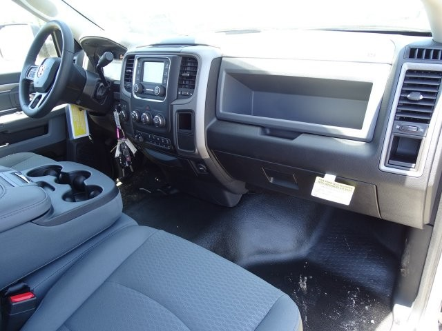 2018 Ram 3500 Regular Cab DRW 4x4,  Platform Body #D15576 - photo 11