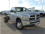2018 Ram 3500 Regular Cab DRW 4x4, Cab Chassis #D15576 - photo 3