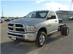 2018 Ram 3500 Regular Cab DRW 4x4, Cab Chassis #D15576 - photo 5