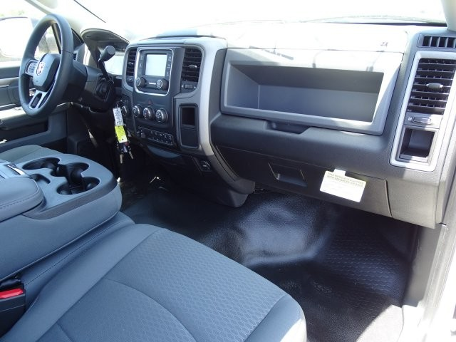 2018 Ram 3500 Regular Cab DRW 4x4, Platform Body #D15579 - photo 12