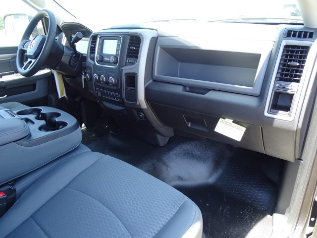 2018 Ram 3500 Regular Cab DRW 4x4,  Platform Body #D15591 - photo 11