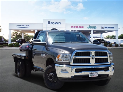 2018 Ram 3500 Regular Cab DRW 4x4,  Norstar SF Platform Body #D15591 - photo 1