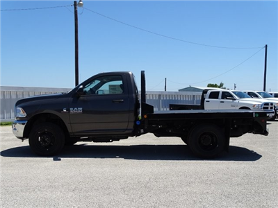 2018 Ram 3500 Regular Cab DRW 4x4,  Norstar SF Platform Body #D15591 - photo 6