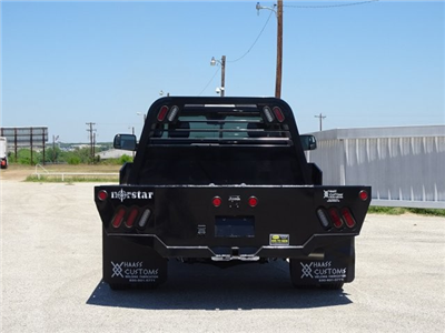2018 Ram 3500 Regular Cab DRW 4x4,  Norstar SF Platform Body #D15591 - photo 8