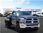 2018 Ram 3500 Regular Cab DRW 4x4, Platform Body #D15591 - photo 1