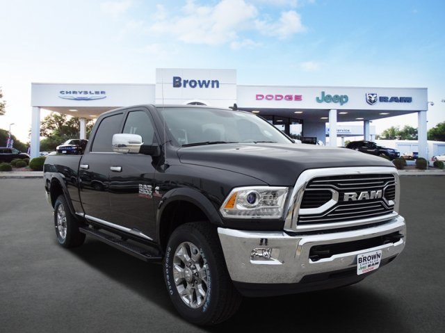 2018 Ram 2500 Crew Cab 4x4,  Pickup #D15626 - photo 1
