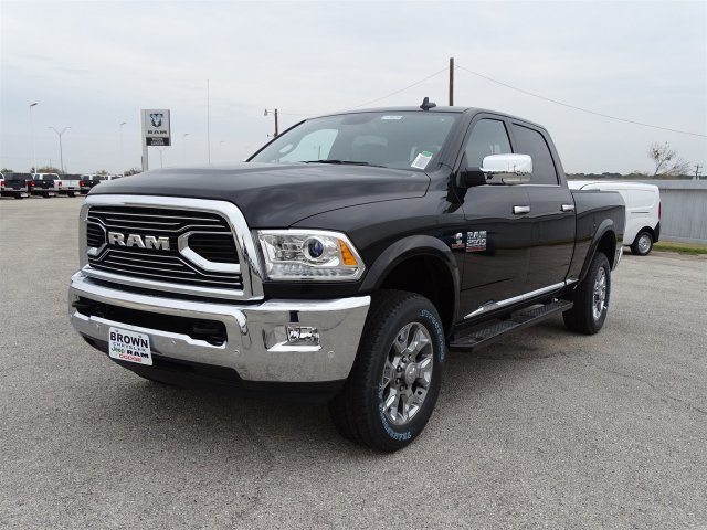 2018 Ram 2500 Crew Cab 4x4,  Pickup #D15626 - photo 3