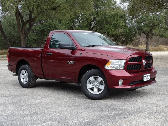 2018 Ram 1500 Regular Cab 4x2,  Pickup #D15641 - photo 6