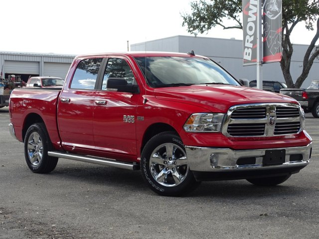 2018 Ram 1500 Crew Cab 4x2,  Pickup #D15644 - photo 3