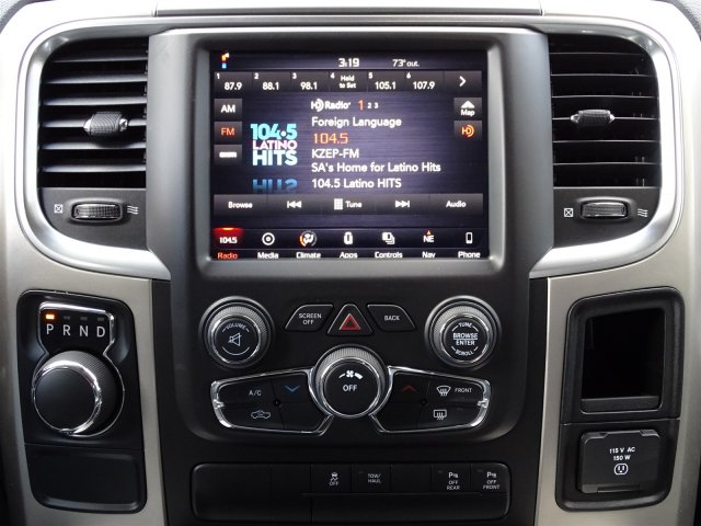 2018 Ram 1500 Crew Cab 4x2,  Pickup #D15644 - photo 10