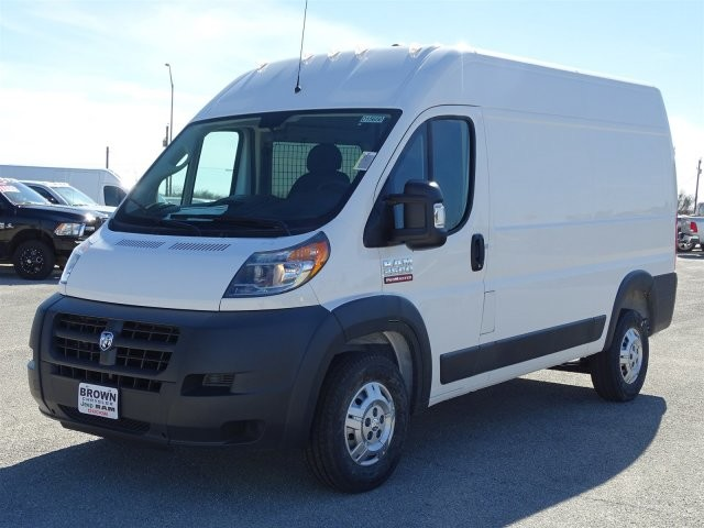2018 ProMaster 2500 High Roof 4x2,  Empty Cargo Van #D15650 - photo 8