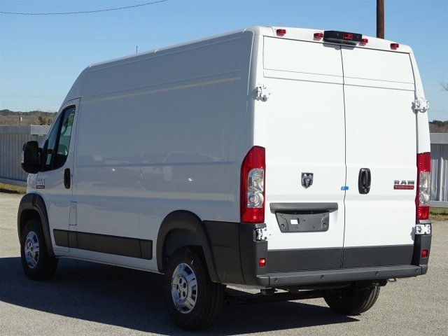 2018 ProMaster 2500 High Roof 4x2,  Empty Cargo Van #D15650 - photo 10
