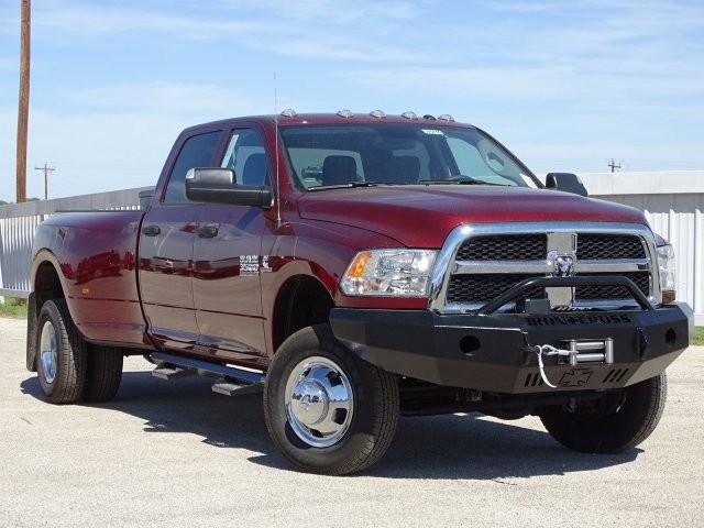 2018 Ram 3500 Crew Cab DRW 4x4, Pickup #D15710 - photo 3