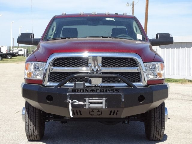 2018 Ram 3500 Crew Cab DRW 4x4, Pickup #D15710 - photo 4