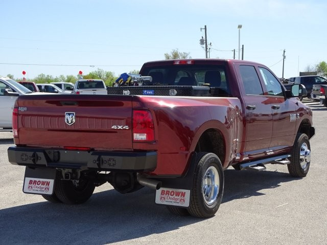 2018 Ram 3500 Crew Cab DRW 4x4, Pickup #D15710 - photo 2