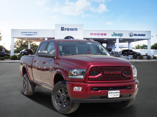 2018 Ram 2500 Crew Cab 4x4,  Pickup #D15724 - photo 1