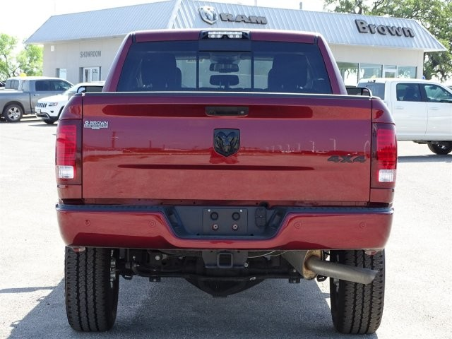 2018 Ram 2500 Crew Cab 4x4,  Pickup #D15724 - photo 8