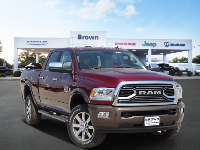 2018 Ram 2500 Crew Cab 4x4,  Pickup #D15763 - photo 1