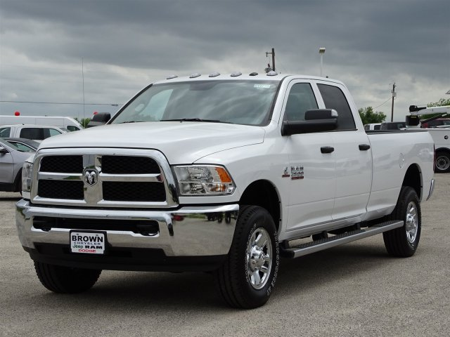 2018 Ram 2500 Crew Cab 4x4,  Pickup #D15770 - photo 4