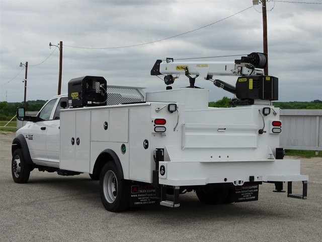 2018 Ram 5500 Crew Cab DRW 4x4, Palfinger Crane Body #D15793 - photo 7
