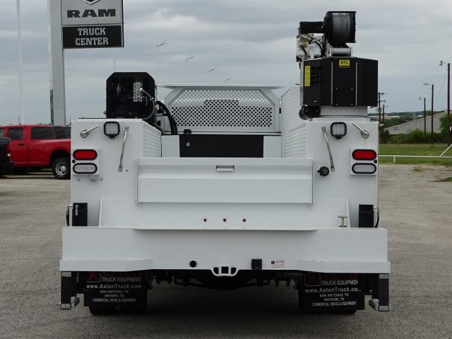 2018 Ram 5500 Crew Cab DRW 4x4, Palfinger Crane Body #D15793 - photo 8